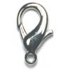 Fish Clasp 18mm Nickel